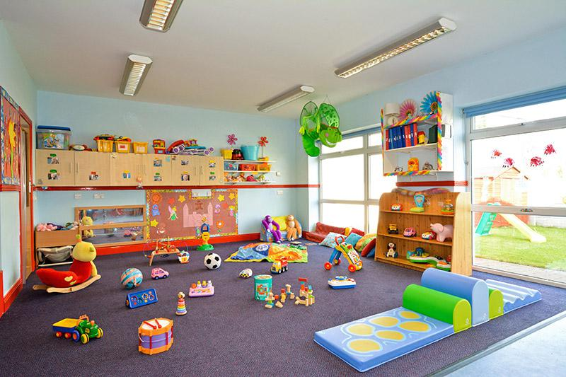 Roscam Creche Galway Roscam Childcare Centre Wobbler Room